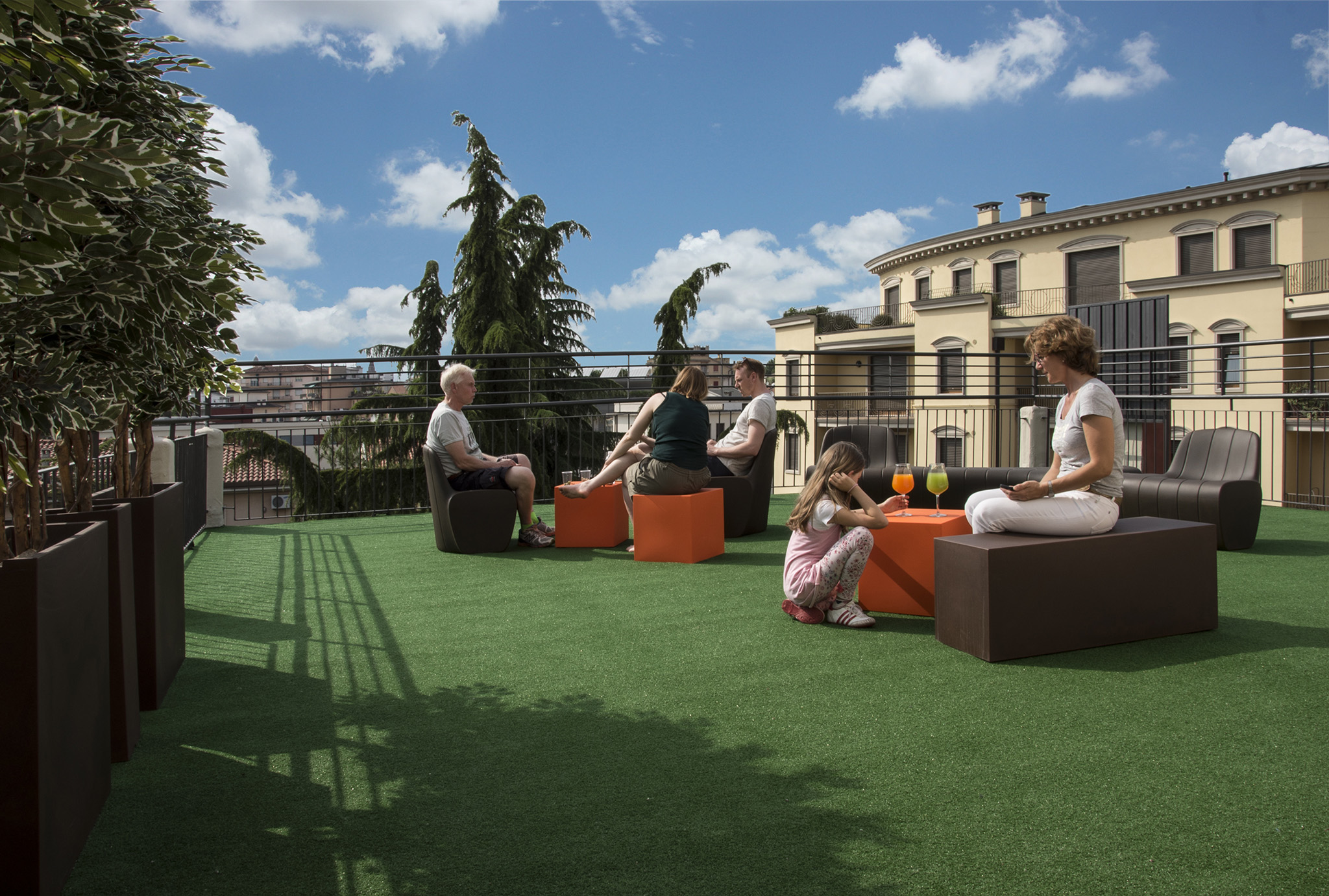 Key Hotel  | Vicenza | Relax at our Key Hotel