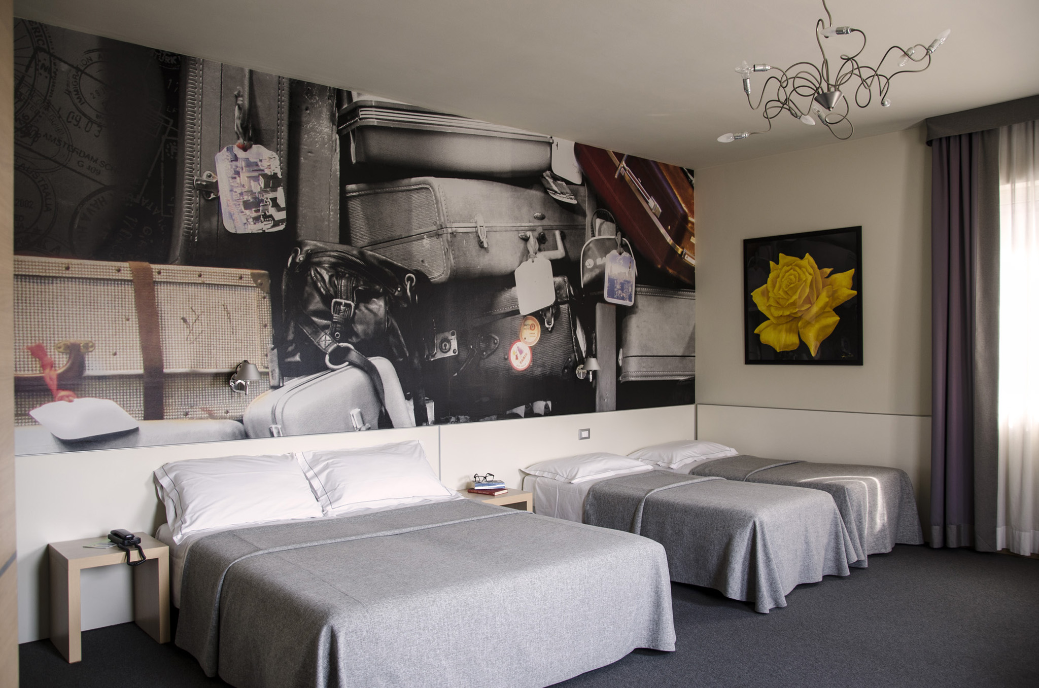 Key Hotel  | Vicenza | Stylish & unique rooms